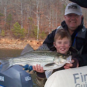 Lake Allatoona Fishing Guides